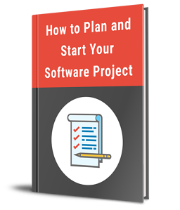 Steps to strategize, plan, and start software projects image